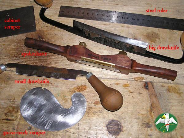 Tools  &copy Falk 2004